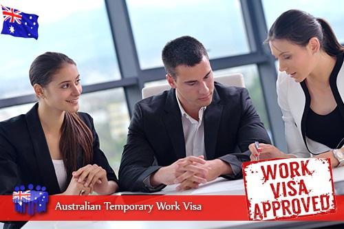 Australian Work 457 Visa