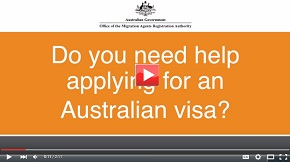 migration agent help video